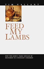 Cover image - Tim Gallant, Feed My Lambs