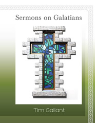 Cover image - Gallant, Sermons on Galatians