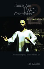 Cover image - Gallant, These Are Two Covenants