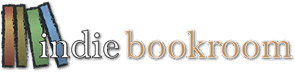 Indie Bookroom logo - footer
